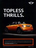 TOPLESS THRILLS.