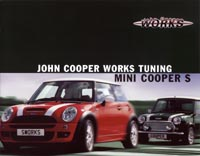 JOHN COOPER WORKS TUNING MINI COOPER S