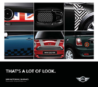 MINI MOTORING GRAPHICS [2010]