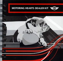 MOTORING HEARTS DEALER KIT