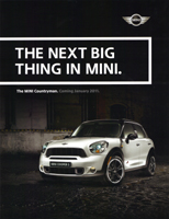 THE NEXT BIG THING IN MINI.