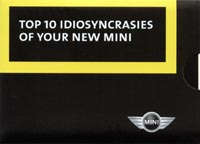 Top 10 Idiosyncrasies of Your New MINI