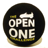 THE OPEN ONE CHALLENGE antenna ball