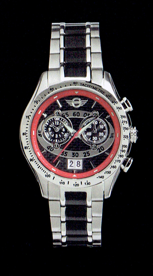 Carbon Fiber Chrono (2007)