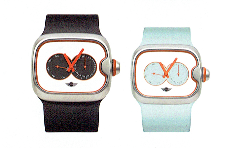 MINI Chronograph Watch (2002) Men's and Women's