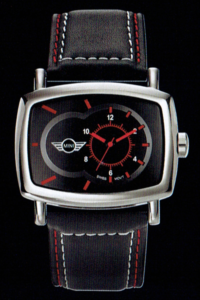 MINI Go-Faster Watch (2010)