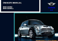 mini manuals library of motoring an online collection of mini rh libraryofmotoring info owners manual mini cooper 2005 service manual mini cooper r50