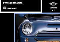 mini manuals library of motoring an online collection of mini rh libraryofmotoring info 2011 mini countryman s all4 owners manual Mini Countryman 2017