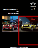 Owner's Manual (2009 Hardtop / Convertible)
