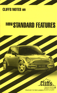 Cliffs Notes of MINI Standard Features