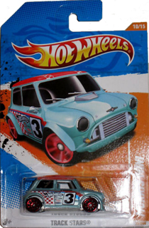 Hot Wheels 2011 Morris Mini