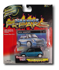 Johnny Lightning Street Freaks No. 8