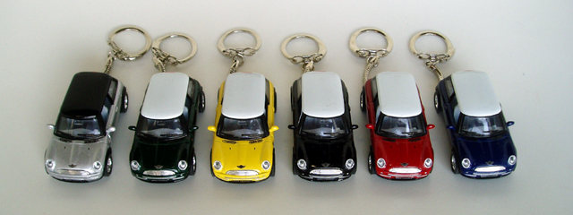 Collectible Of The Day Kinsmart Die Cast Keychains Library Of