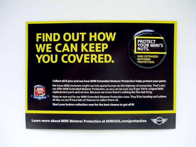 collectible of the day mini extended motorer protection