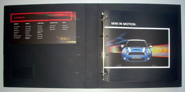 MINI IN MOTION. manual (open)