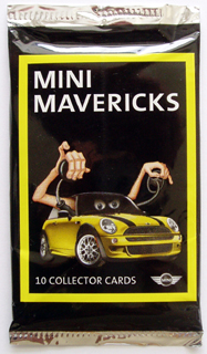 MINI MAVERICKS card