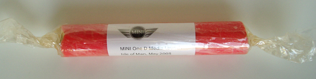 MINI One D Media Launch candy