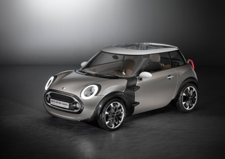 MINI Rocketman Concept (front)