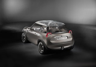 MINI Rocketman Concept (rear)