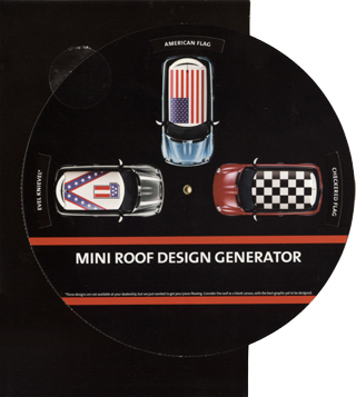 MINI ROOF DESIGN GENERATOR ad