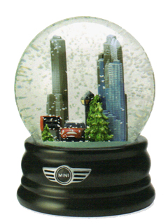 MINI Snowglobe 2002