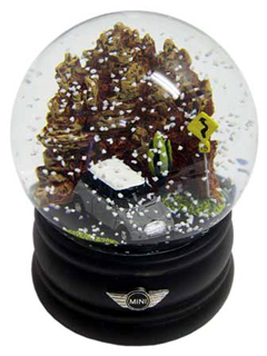 MINI Snowglobe 2003
