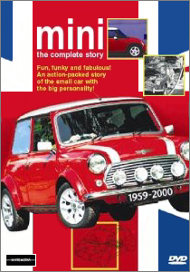 Mini: The Complete Story DVD