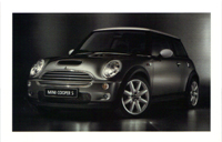 MINI USA Let's Motor card (Dark Silver) (2)