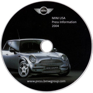 MINI USA Press Information 2004 (CD)