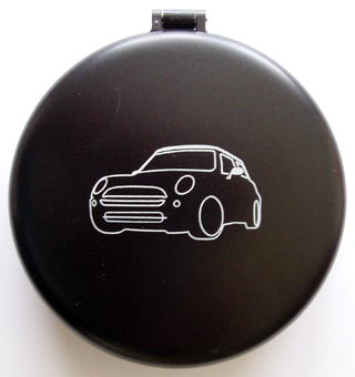 MINI World Clock (case)