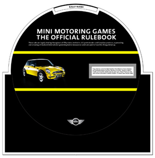 MINI Motoring Games: The Official Rulebook