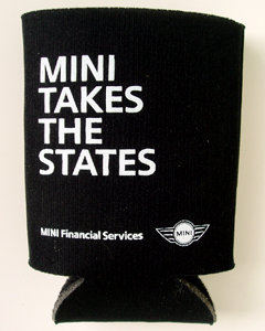 MINI Takes the States 2008 can cooler