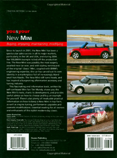 You & Your New MINI (back cover)