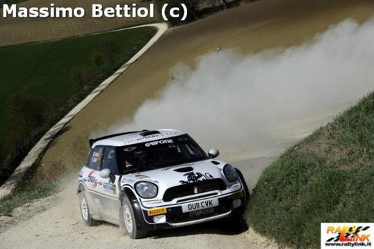 Andrea Navarra at Rally dell'Adriatico