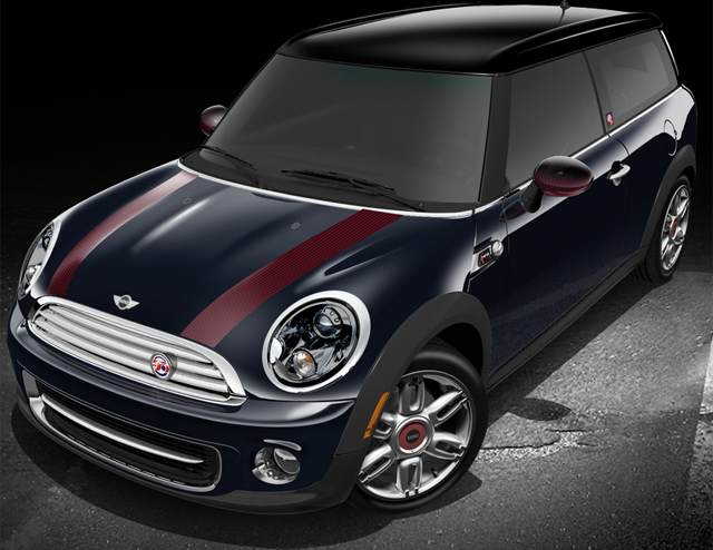 2012 MINI Clubman Hampton Edition