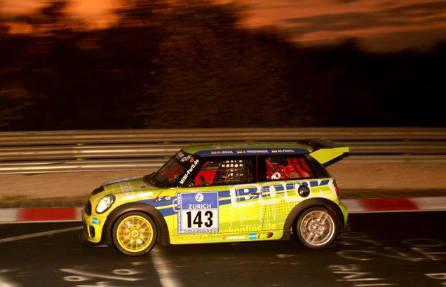 Team Partl Motorsport MINI No. 143