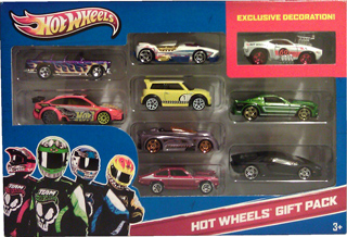 2012 Hot Wheels Gift Pack