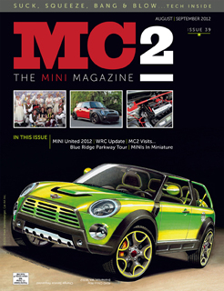 MC2 August/September 2012 cover