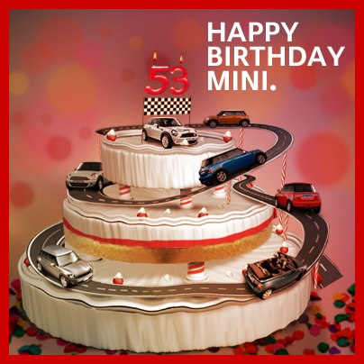Happy Birthday MINI.