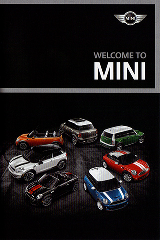 MINI Models brochure