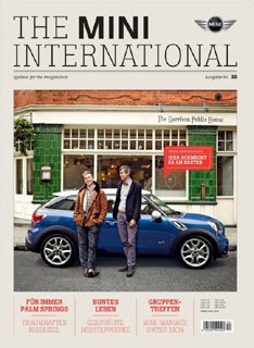The MINI International Issue 38