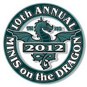 MINIs on the Dragon 2012 badge