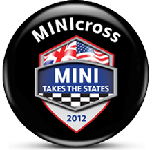 MINI Takes the States 2012 MINIcross virtual badge