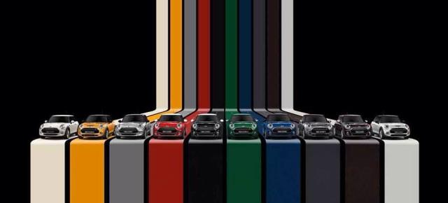 2014 MINI Colors