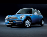 2nd Anniversary MINI Cooper Limited Edition