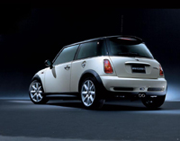 2nd Anniversary MINI Cooper S Limited Edition