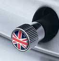 MINI valve stem cap (Union Jack)