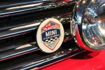 MINI 10 Years Anniversary grille badge