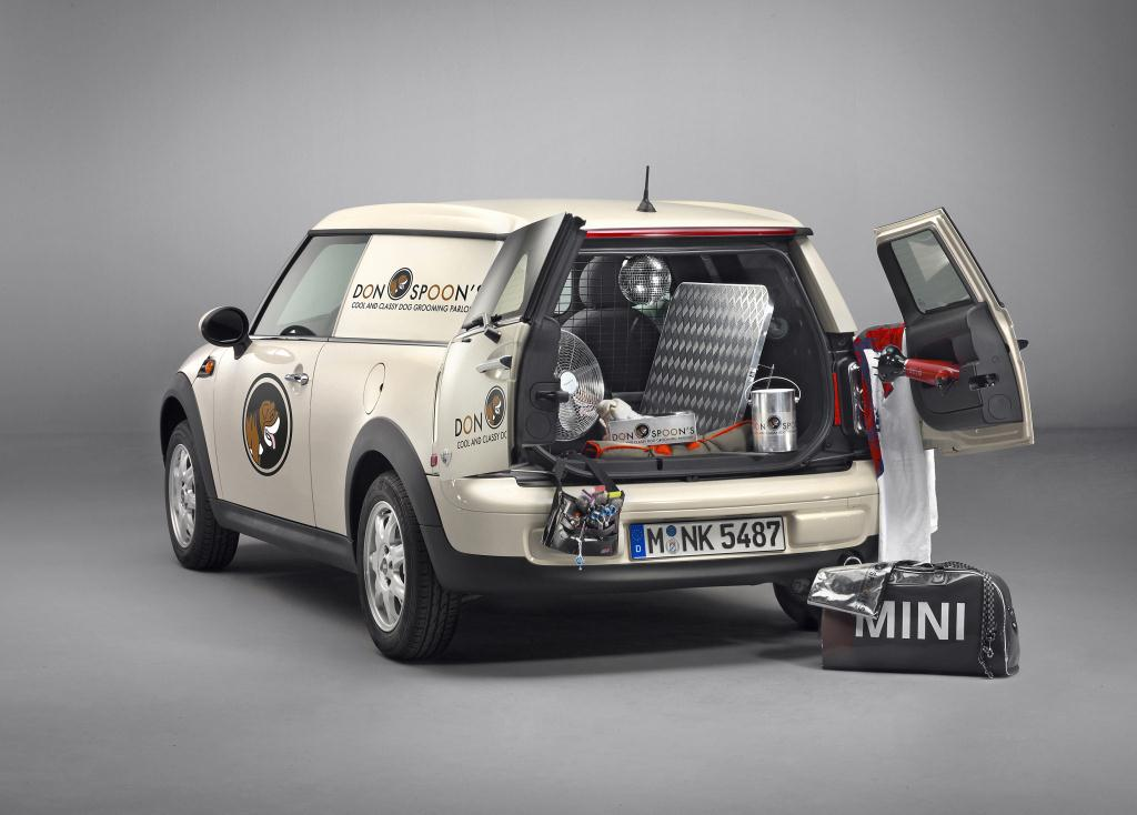 Mini Clubvan Gallery Library Of Motoring An Online Collection Of