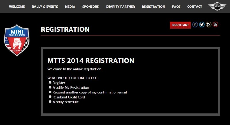 MTTS 2014 Registration